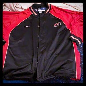 Reebok NBA Memphis Grizzlies zip up jacket